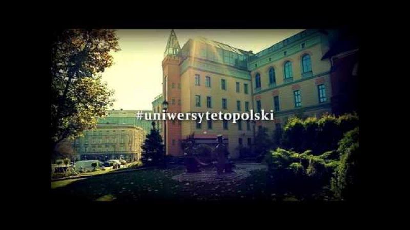 Wiosenny spot promocyjny Uniwersytetu Opolskiego
