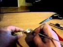 Мастер класс по созданию каркасной куклы Дашенька в скульптурно текстильной чулочной технике ч 2