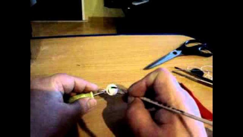 Мастер класс по созданию каркасной куклы Дашенька в скульптурно-текстильной (чулочной) технике ч. 2