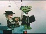 Песня Голубой вагон на японском.