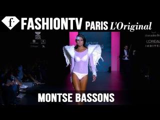 Montse Bassons Spring/Summer 2015   Mercedes-Benz Fashion Week Madrid   FashionTV