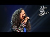 Romy Monteiro - I Will Always Love You (The Blind Auditions The voice of Holland 2014)
