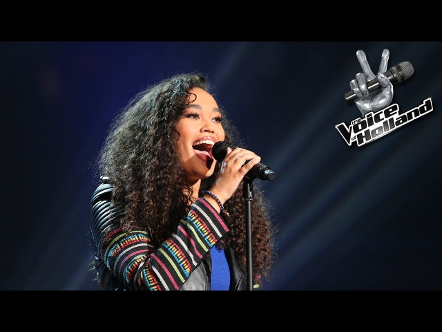 Romy Monteiro - I Will Always Love You (The Blind Auditions | The voice of Holland 2014)