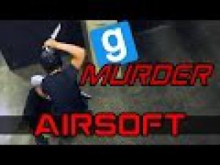Airsoft Gmod MURDER - Clint the Lawman