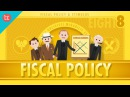 Fiscal Policy and Stimulus Crash Course Economics 8