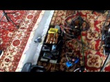 John McLaughlin and the 4th Dimension Rehearsals
