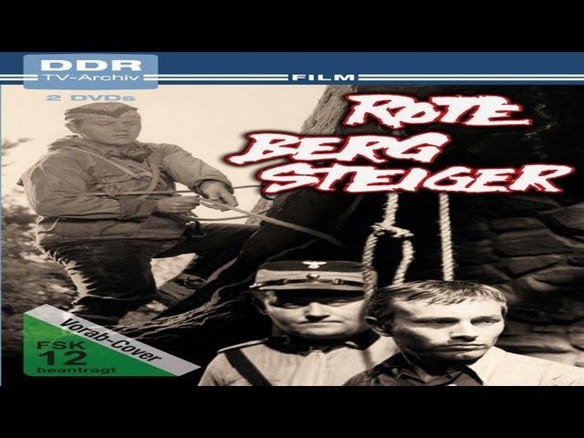 Красные альпинисты / Rote Bergsteiger. 1 - 4 серия. Турист18