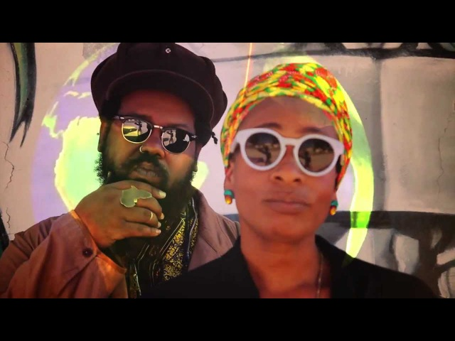 Ras G The Afrikan Space Program feat. Eagle Nebula-BLAST OFF!- Official Music Video