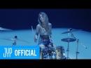 원더걸스(Wonder Girls) Instrument Teaser Video 2. Yubin