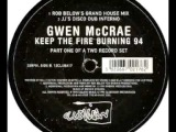 Gwen McCrae - Keep The Fire Burning 94 (JJ's Disco Dub Inferno)