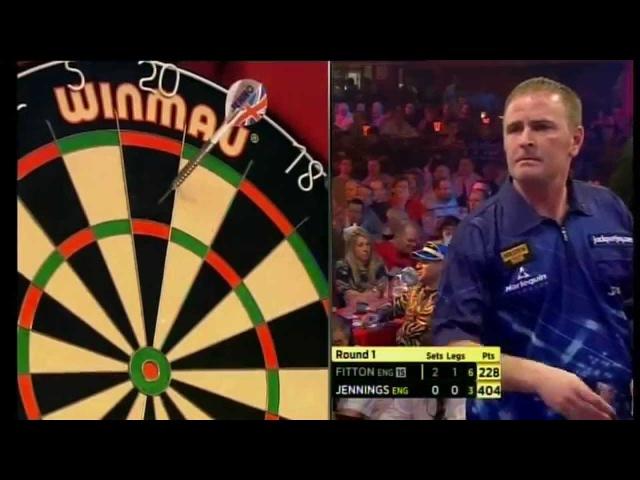 2015 Lakeside Championship - Round 1 - Fitton vs Jennings