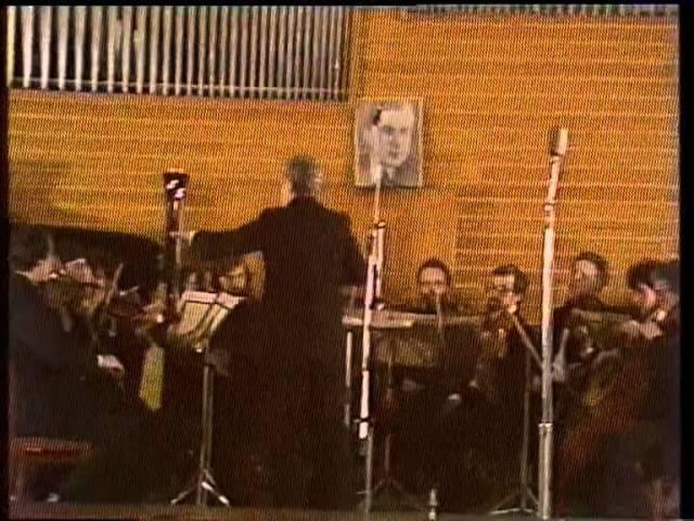 Г Малер. Адажиетто из Пятой симфонии. Новосибирский симф. оркестр. Дирижер Арнольд Кац