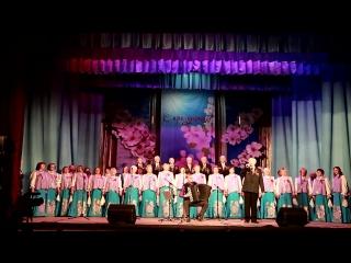 Концерт народного хора русской песни ветеранов труда ВОВ в КДК «КАМАЗ»