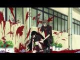 Кровь-C / Blood-C TV - 9 серия [Vikii & BalFor] [2013]