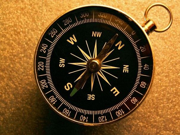 Как пользоваться компасом в домашних условиях