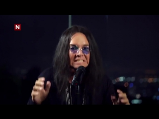 Lita Ford and Ozzy Osbourne - Close My Eyes Forever. (acoustic. 2012).(SV).
