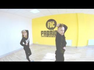 Madonna - Bitch I'm Madonna Jazz - Funk choreography by Vitaliy NRG - FDC