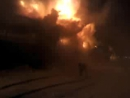 пажар в гараже 2010
