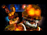 MANGLE CHANGES EVERYTHING  Five Nights at Freddy's Halloween Update - Part 2