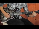 Mark Holcomb of Periphery plays Scarlet Periphery II Limited Edition PRS