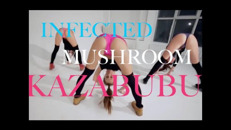 Infected Mushroom - Kazabubu HQ / HD