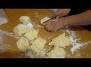 Домашняя кулинария. Слоеное тесто быстрого приготовления видео рецепт.
