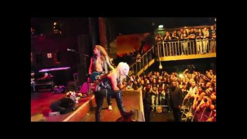 DORO - 30 YEARS STRONG PROUD - LIVE IN SAO PAULO - 2014