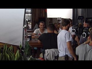 Съемки фильма Одноклассницы в Сочи