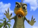 Мультик про динозавра. Прикольный мультик.