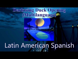 Darkwing Duck – Opening [Multilanguage]