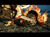 Hard Enduro racing through sand - Red Bull Sea to Sky Day 1