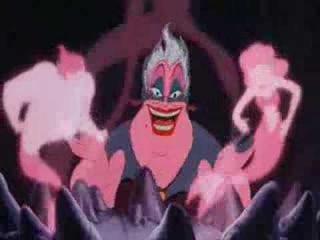 Poor Unfortunate Ursula