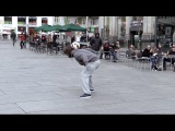 Cristiano Ronaldo surprises a kid on a Madrid's street 2015 FULL VIDEO
