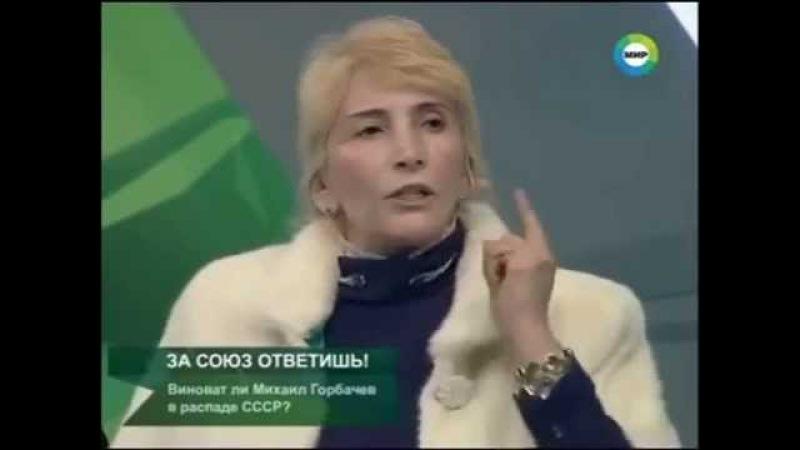 Cажи Умалатова в битве с пятой колонной! 10 в пользу России!