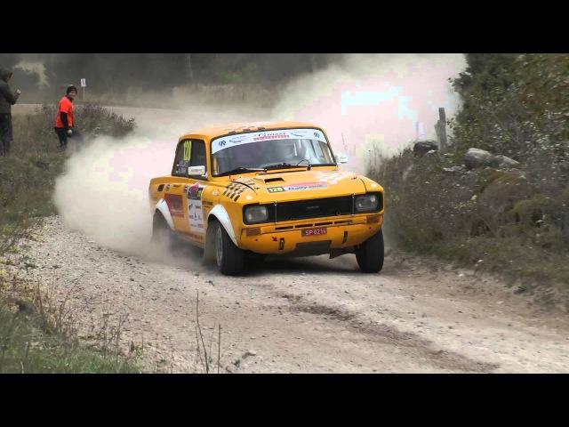 AZLK 2140 Sillaste/Liimann Saaremaa Rally 2015