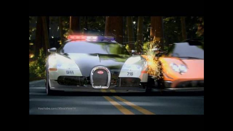Need for Speed: Hot Pursuit - E3 2010: Debut Cinematic Trailer | HD