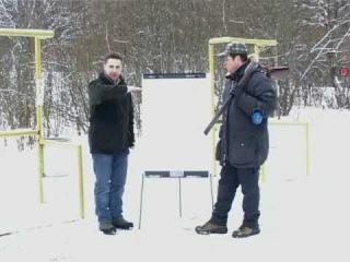 Мастер-класс по стендовой стрельбе (спортингу) для начинающих.