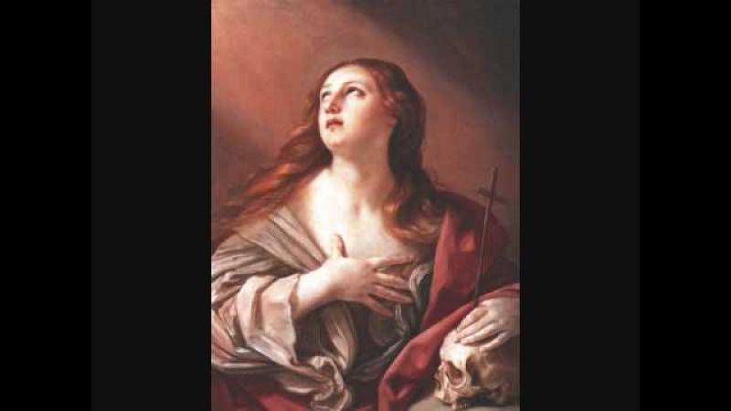 Caldara Maddalena ai piedi di Cristo Pompe inutili M. C. Kiehr