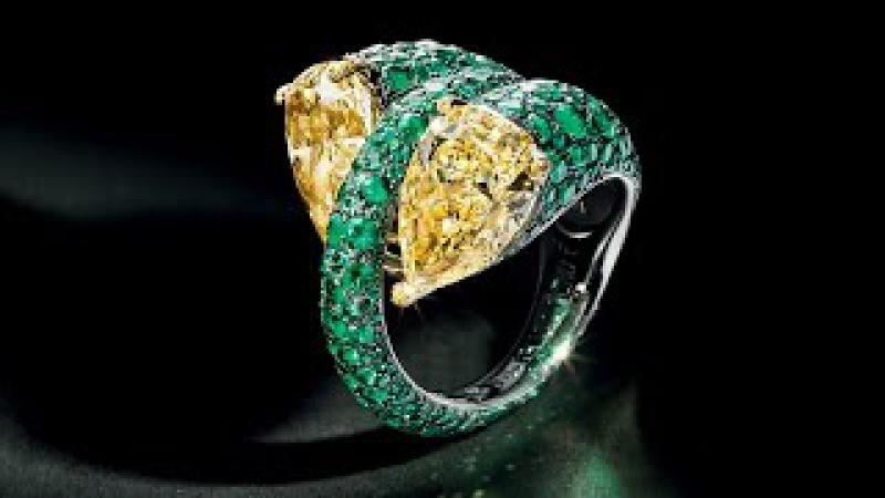 DE GRISOGONO High Jewellery purest expression