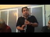 Amiran Amiri - Bayati Shiraz mugam klarnet