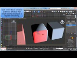 3ds max tricks - Edit Normals to control smoothing and lighting