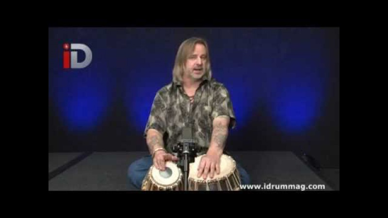 PETE LOCKETT - INTRODUCTION TO TABLA PART 1