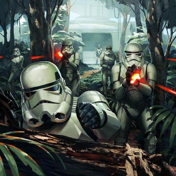 Войны войны клонов и повстанцы