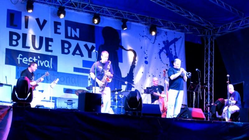 Джаз-секстет Виктора Никулина Live in Blue Bay 2015