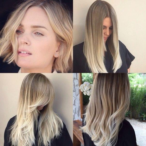 Уровень цвета волос 8