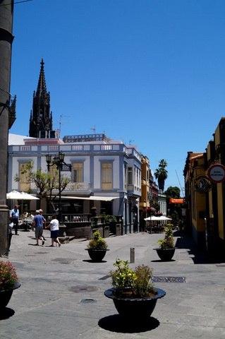 Приключения сеньора Фиата на Гран Канарии и не только