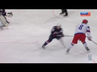 Хоккей ЧМ - 2015 Полуфинал. США - РОССИЯ 0:4! ВСЕ ГОЛЫ!
