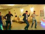 Виталий Mr. Funky на свадьбе +