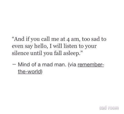 ты не позвонишь мне:
