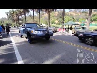 Footage from L.A. Times Cinco De Mayo Elysian Park Function 2015
